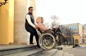 Социальное такси для инвалидов в Москве