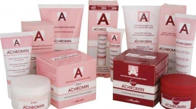 Что такое Ахромин