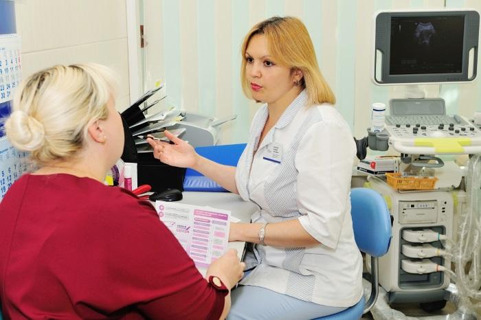 Причины болей в низу живота у женщин