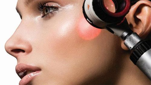 Использование лазера в косметологических клиниках и салонах