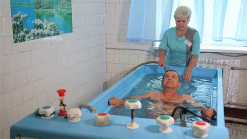 Особенности и польза санаторного лечения