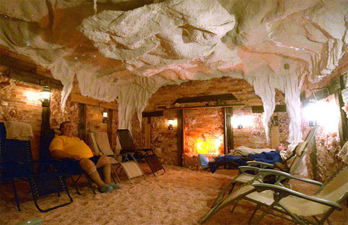 Соляные пещеры: показания и эффект от посещения