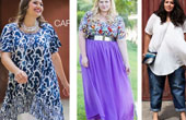 Здоровые критерии выбора одежды для полных