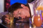 Организм во время алкогольного отравления