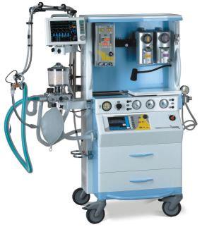 Наркозно-дыхательный аппарат: виды, характеристики