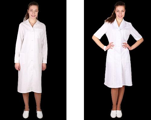 Женская медицинская одежда — требования ГОСТ и правила использования