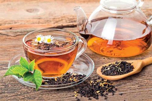 Чай: разновидности и целебные свойства