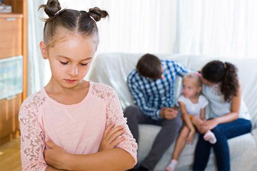 Приобретённые проблемы детской психики