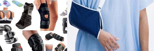 Ортопедические товары: виды и назначение