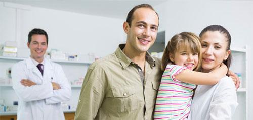 Медучреждение для всей семьи: правила выбора
