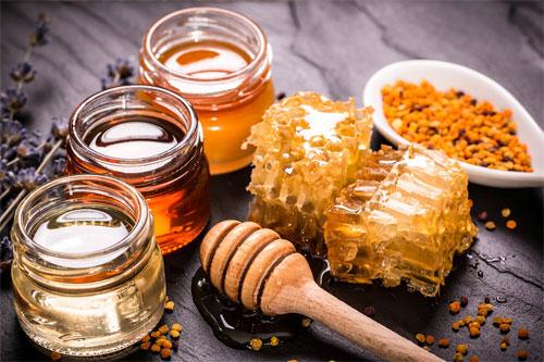 Натуральный мёд: состав, польза и отличия