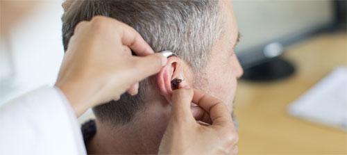 Устройство слухового аппарата