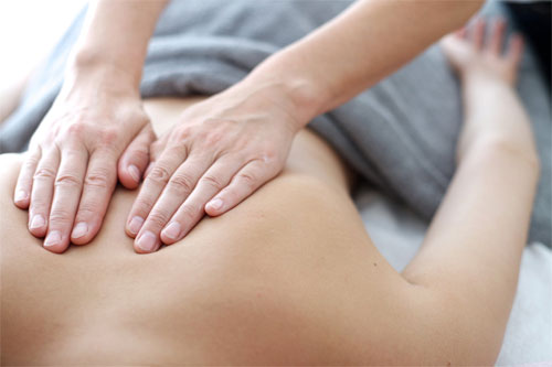 Массаж с элементами остеопатии
