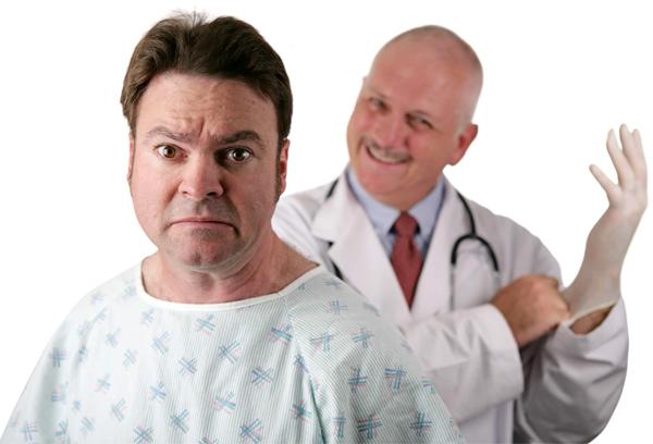Бактериальные инфекции у мужчин