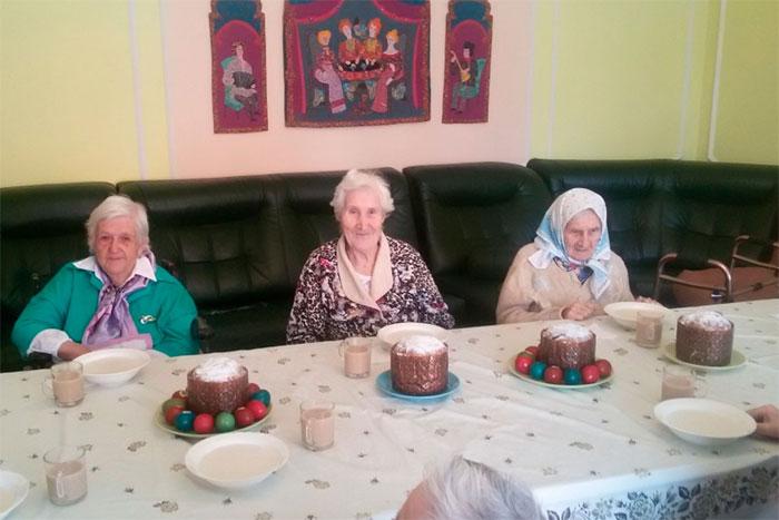 Правильная диета для пожилых людей