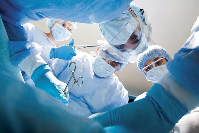 Иссечение парауретральной кисты