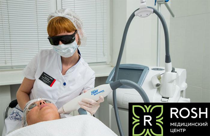 Лазерная шлифовка рубцов на лице: особенности и ход процедуры