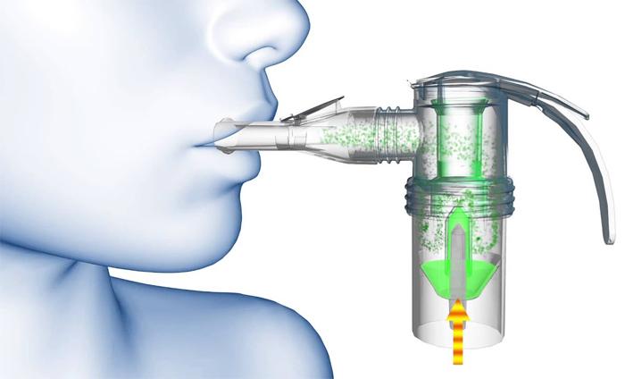 Насколько эффективен альбутероловый небулайзер?