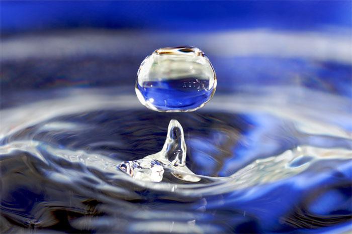 Вода которую мы пьем