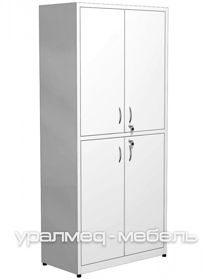 Как выбрать медицинский металлический шкаф?