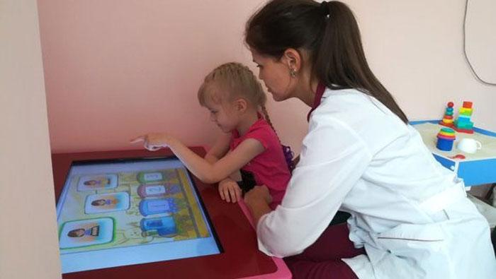 Медицинская реабилитация детей с ДЦП