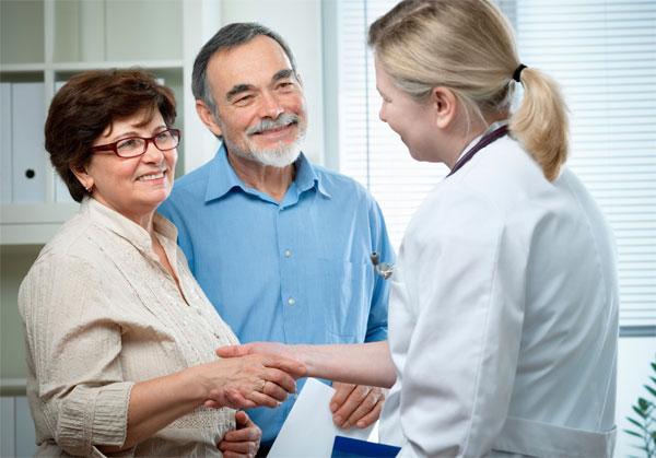 Принцип работы многопрофильного медицинского учреждения