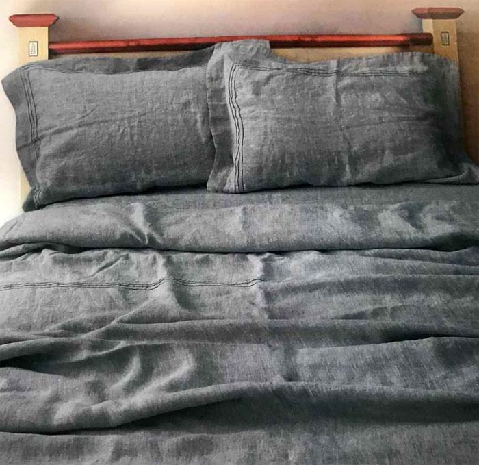 Домашний текстиль из льна – выбор здорового человека