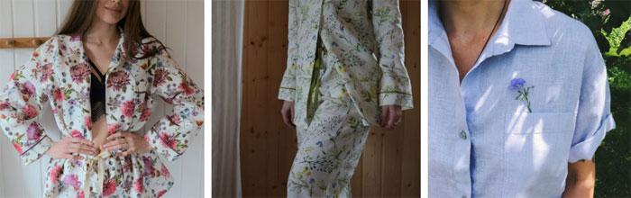 Домашний текстиль из льна