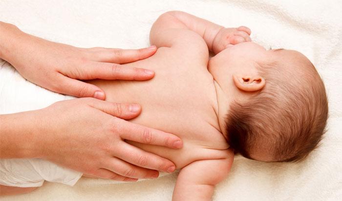 Детский массаж при лечении неврологических заболеваний