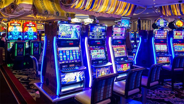 Игровые автоматы на реальные деньги онлайн