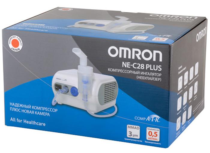 Ингаляторы Omron в официальном интернет-магазине