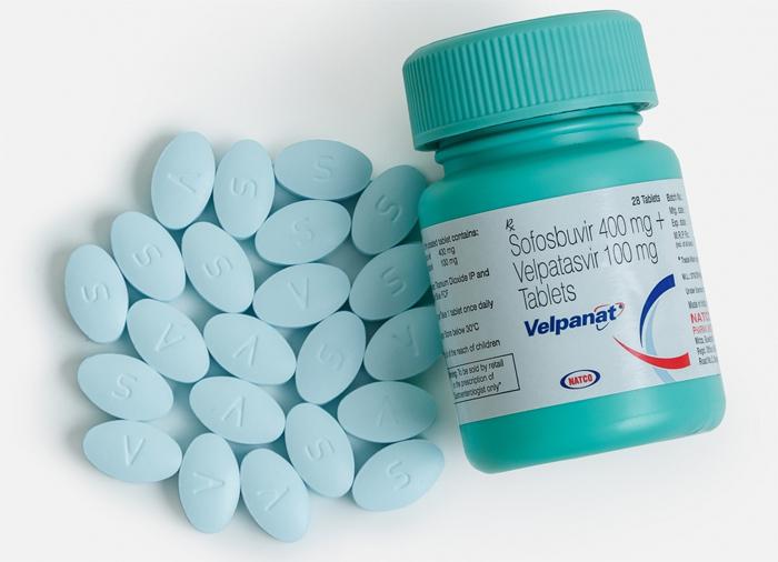 Велпанат – дженерик против гепатита С