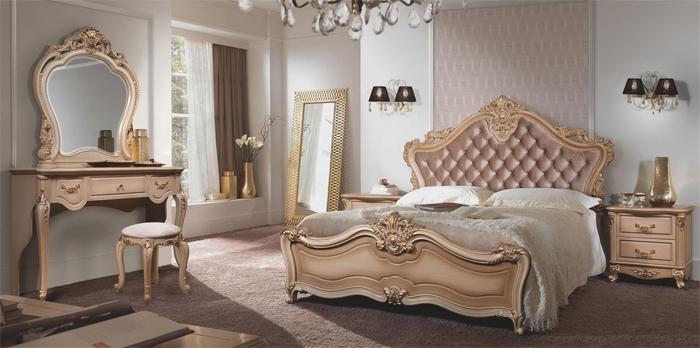 Преимущества выбора спальни из массива дуба