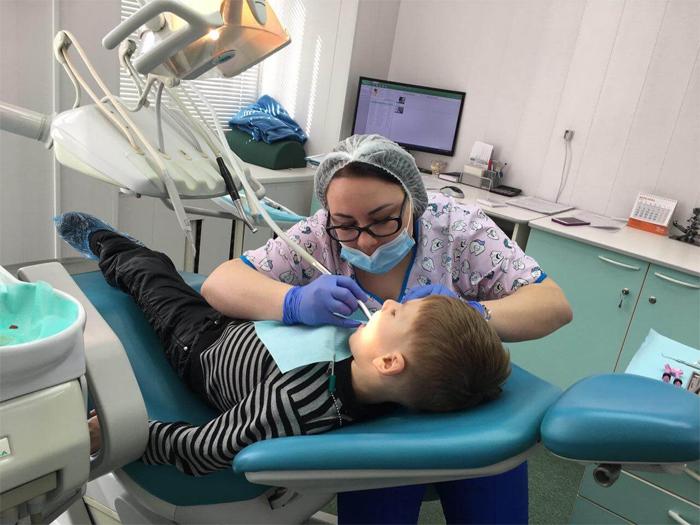 Детские пломбы: виды и детали установки