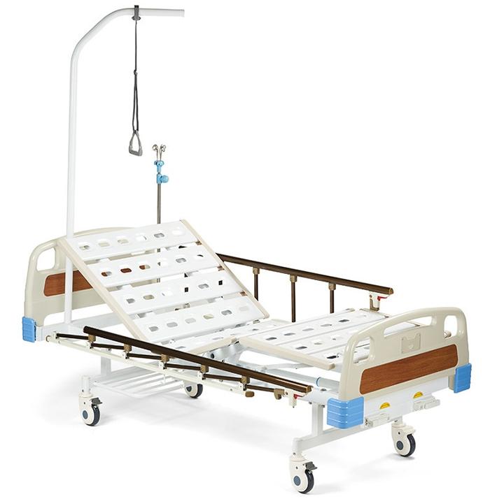 Медицинские кровати «Новоком»: лучшее решение для качественного ухода