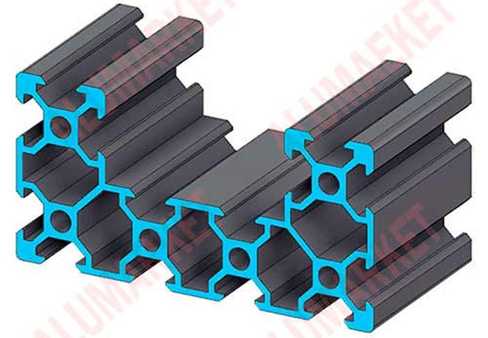 Профиль алюминиевый: свойства, преимущества и сферы применения