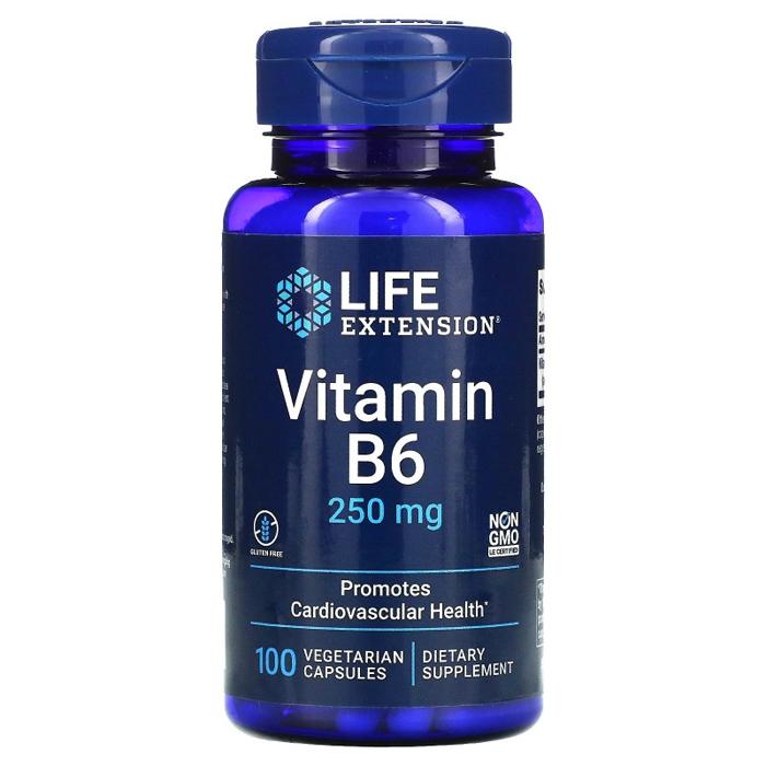 Витамин В6: значение для организма и как восполнить недостаток?